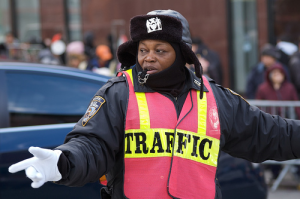 Like a traffic cop, government should be strong, caring, and responsible enough to protect our rights and safety.
